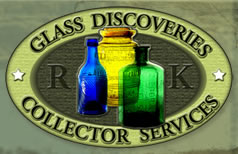 Glass Discoveries Collector Services